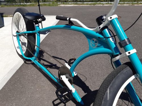 Vélo Custom Ruff Cycles Smyinz