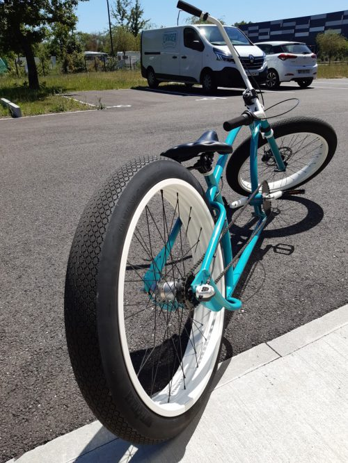 Smyinz Vélo Custom Ruff Cycles