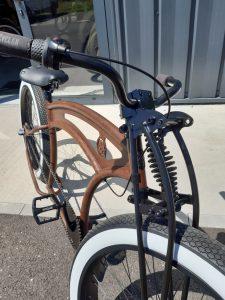 fourche Springer Vélo