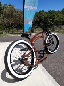 Rusty custom Ruff Cycles