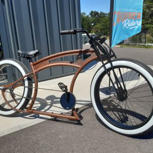 CUSTOM RUFF CYCLES BORDEAUX