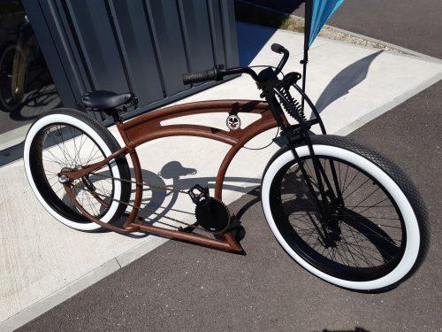 CUSTOM RUFF CYCLES BORDEAUX