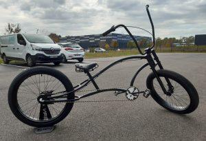 RUFF CYCLES CHEZ CRUISER DEALERS MERIGNAC