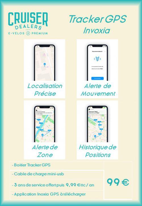 INVOXIA TRACKER GPS